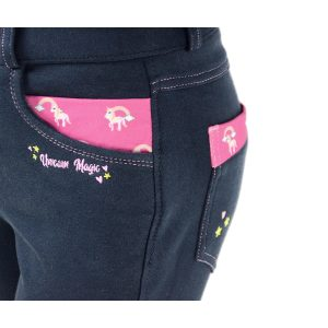 Childrens Unicorn Magic Breeches by Little Rider
