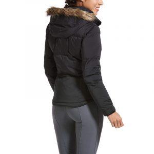 Ariat Ladies Altitude Down Down Jacket – Black