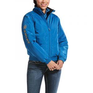 Ariat Ladies Stable Jacket – Blue Dawn
