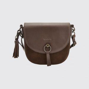 Dubarry Crossgar Saddle Bag – Cigar