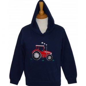 British Country Collection Hoodie – Big Red Tractor