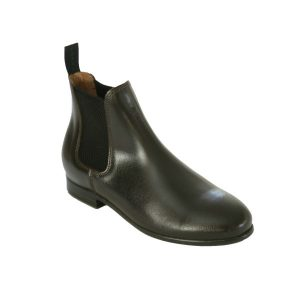 Junior Tuffa Show Riding Boots – Dark Brown