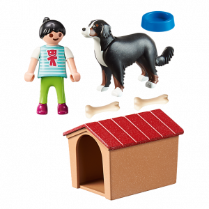 Playmobil – Dog with Doghouse