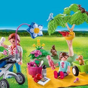 Playmobil – Family Picnic Carry Case