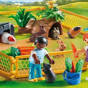 Playmobil – Farm Animal Enclosure