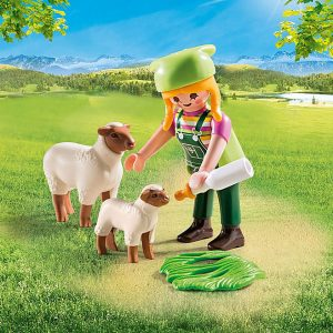 Playmobil – Farmer with Sheep