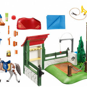Playmobil – Horse Grooming Station