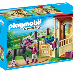 Playmobil – Horse Stable with Araber