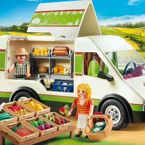 Playmobil – Mobile Farm Market