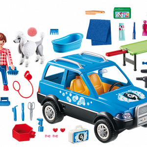 Playmobil – Mobile Pet Groomer