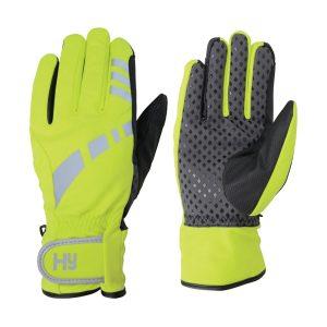 Hy5 Reflective Waterproof Multipurpose Gloves – Yellow