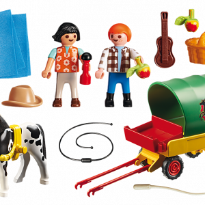 Playmobil – Picnic with Pony Wagon
