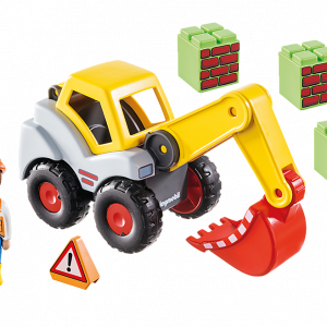 Playmobil – Shovel Excavator
