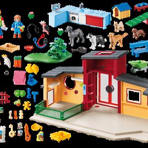 Playmobil – Tiny Paws Pet Hotel