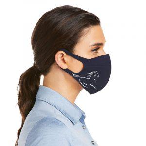 Ariat AriatTek Reusable Face Mask – Navy