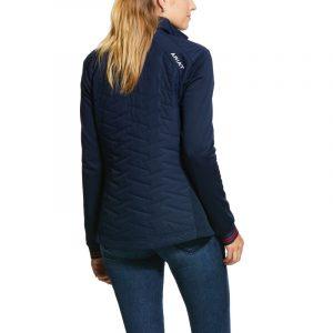 Ariat Ladies Hybrid Insulated Jacket – Team Navy