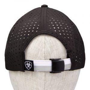 Ariat Adult Unisex TRI Factor Cap – Black
