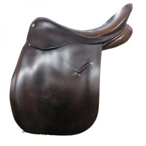 Shires Dressage Saddle 17 Inch