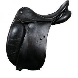 Stubben Genesis 17 1/2 Inch Dressage Saddle
