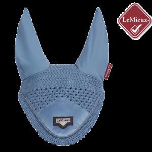 LeMieux Loire Fly Hood – Ice Blue