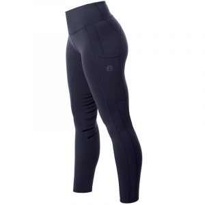 Ladies Equetech Inspire Riding Tights – Black