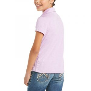 Ariat Kids Laguna Polo – Violet Tulle