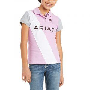 Ariat Kids Taryn Polo – Violet Tulle