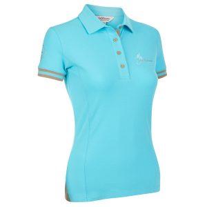 LeMieux Polo Shirt – Azure