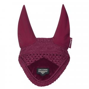 LeMieux Loire Fly Hood – Mulberry