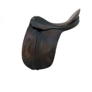 County 17 Inch Dressage Saddle