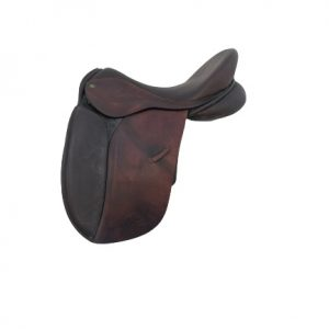 Ideal Dressage Saddle 18 Inch