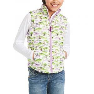 Ariat Kids Emma Reversible Insulated Vest