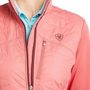 Ariat Ladies Hybrid Insulated Jacket – Amaranth