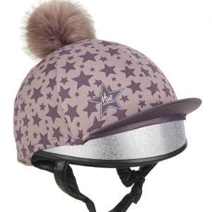 Mini LeMieux Pom Pom Hat Silk – Musk