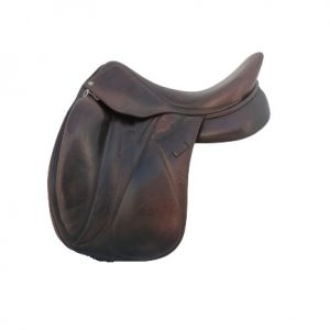 Devoucoux Biarritz 18 Inch Dressage Saddle