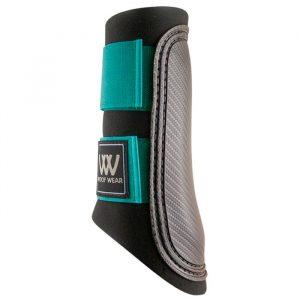 Woof Wear Club Brushing Boot – Ocean