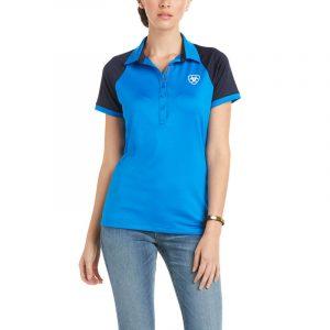 Ariat Ladies Team 3.0 Polo – Imperial Blue