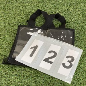Equetech Eventing Competition Bib Numbers