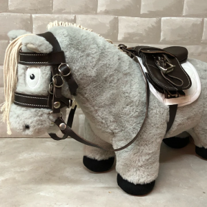 Crafty Ponies Brown Leather Bridle