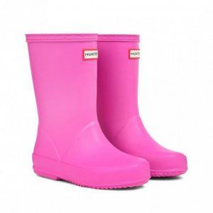 Hunter Kids First Classic Wellington Boot – Pink