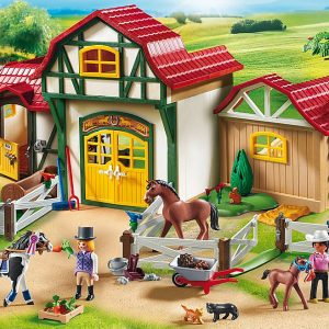 Playmobil – Horse Farm
