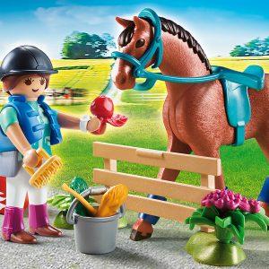 Playmobil – Horse Farm Gift Set