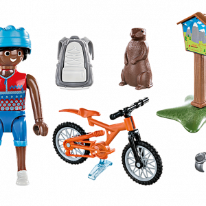 Playmobil – Mountain Biker