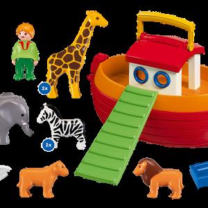 Playmobil – My Take Along 1. 2. 3. Noah's Ark