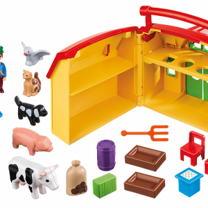 Playmobil – My Take Along Farm