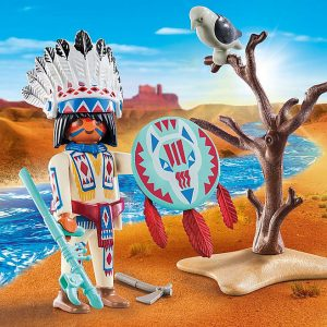 Playmobil – Native American Chief