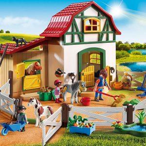 Playmobil – Pony Farm