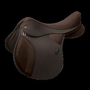 Thorowgood T4 Original GP Saddle – Brown 16″