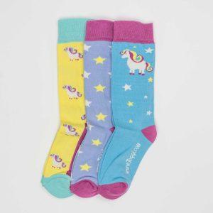 Toggi Socks – Kids – 3 Pack – Pony