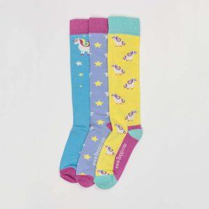 Toggi Socks – Ladies – 3 Pack – Pony